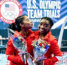 Simone Biles, Olympic Team, Gymnastics, Olympics, Celebrities, Fitness, Celebs, Physical Exercise, Calisthenics