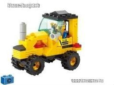 Sluban - Tractor