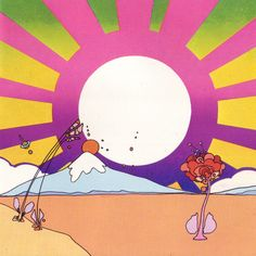 Thought, Love, Peace & God - Peter Max