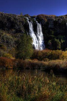 Thousand Springs, Idaho; photo by .Carl TerHaar