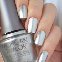 MORGAN TAYLOR NAIL LACQUER – COULD HAVE FOILED ME (15ML/.5 FL OZ)