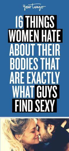 What men want in women body