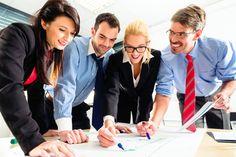 4 consejos para afrontar una entrevista en grupo // www.Cetelem-Empleo.es