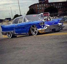 Like a lifesize Hot Wheels car. Custom Muscle Cars, Chevy Muscle Cars, Custom Cars, Weird Cars, Cool Cars, Bugatti, Lamborghini, Old School Cars, Sweet Cars