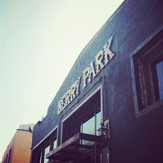 Berry Park em Brooklyn, NY