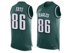 2f356222b Nike Eagles Zach Ertz Midnight Green Team Color Men Stitched NFL Tank Top  Shop Sports Merchandise with Big Discounts at Cheap Jerseys Supplier Online  Store ...