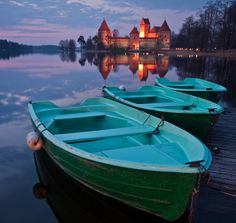 Lithuania - my homeland// Trakai castle//