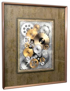 Clean, half-rounded brushed metal mounding, with a satin, caramel finish. Metal Frames, Thinking Outside The Box, Brushed Metal, Shadow Box, Custom Framing, Creative Ideas, Picture Frames, Caramel, Photographs