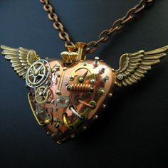 "I love this!!  ""My Latest Steampunk Creations""...from http://steampunk.wonderhowto.com/inspiration/my-latest-steampunk-creations-0141118/"