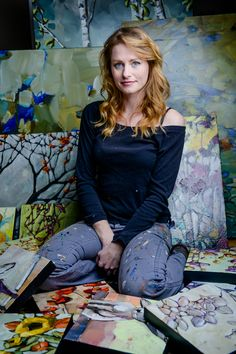 Jill currently works out of her studio in Minneapolis and is focused on fine art painting. She exhibits her work at a variety of galleries in the area.