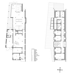 Longhouse – Boon Architecten Best Wordpress Themes, Floor Plans, Lol, How To Plan, House, Floor Plan Drawing, Fun, House Floor Plans