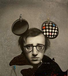 Woody Allen, Mario Soria