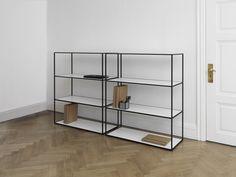 byLassen Twin Bookcase