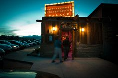 Pappy and Harriet's: a bar in Pioneertown, California