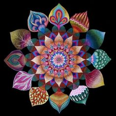 Mandala of Unity by Eitan Kedmy
