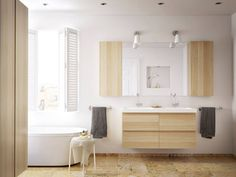 GODMORGON/ODENSVIK double sinks vanity combination with 4-drawers ...