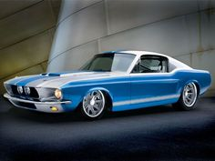 ☆ Smooth 1967 Ford Mustang ☆ repinned by www.BlickeDeeler.de