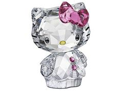 Swarovski made a plunge into the Hello Kitty theme – with the collaboration from Sanrio