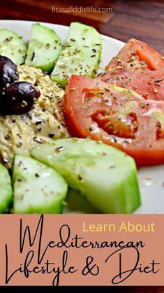 Heart Healthy Diet, Healthy Fats, Healthy Eating, Mediterranean Diet Meal Plan, Mediterranean Recipes, Greek Recipes, Whole Food Recipes, Healthy Recipes, Liver Recipes