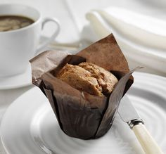 Nada como un buen café y un muffin - Una #merienda 100%Genius.