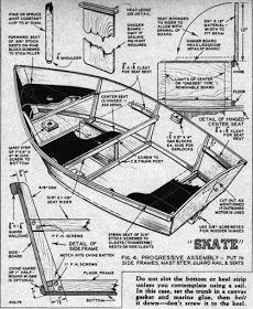 Plywood Boat Plans, Wooden Boat Plans, Bateau Peche Promenade, Bateau Diy, Boat Drawing, Sailboat Plans, Diy Boat, Wood Boats, Boat Stuff
