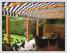 14 Best Pergolas With Retractable Awnings Images Gardens