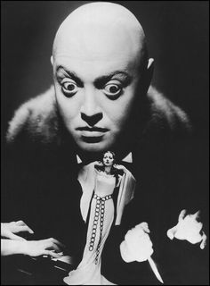Peter Lorre,Mad Love, 1935