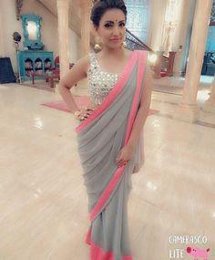 Looking soooo pretty @navina_005  #ishqbaaaz #ishqbaaz