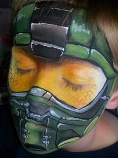 Boys mask - Halo? or just army?