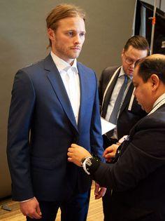 Suit Jacket, Breast, Suits, Jackets, Men, Fashion, Down Jackets, Moda, Fashion Styles