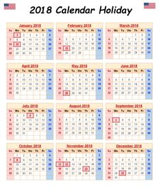 Blank calendar 2017 time pinterest blank calendar and 2018 calendar with holidays united states publicscrutiny Image collections