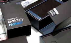 Mais imagens do Galaxy Note 7 renovado aparecem na internet