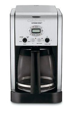 Other Small Kitchen Appliances 20685: Cuisinart 12 Cup Extreme Brew  Programmable Coffeemaker Certified Refurbished