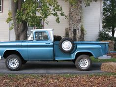 60-66 Chevy And GMC 4X4's Gone Wild - Page 16 - The 1947 - Present Chevrolet & GMC Truck Message Board Network