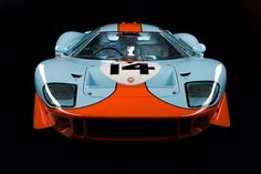 '67 Mirage (GT40) in Gulf Oil Livery