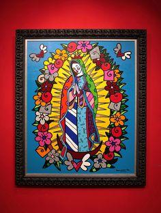 Virgen de Guadalupe Britto