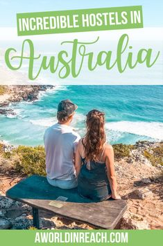 Staying in hostels is a fun way travel Australia and New Zealand on a budget. This guide is full of reviews on some of the best hostels in Australia and New Zealand - from beach lodges to city views! Check it out to find the perfect hostel for your trip to Australia and New Zealand! / best hostels in Australia / unique hostels in Australia / Oceania's best hostels / where to stay in Australia on a budget / budget-friendly hostels in New Zealand / travel Oceania on a budget #Australia…