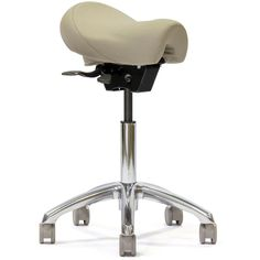 Adjustable Backless Saddle Stool Your Quilting Studio