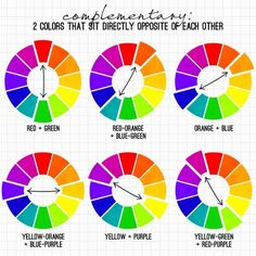 Creating a Complementary Colour Scheme