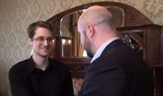 Ed Snowden meets with 3 MPs from Sweden in Moscow about Surveillance in News & Supporters