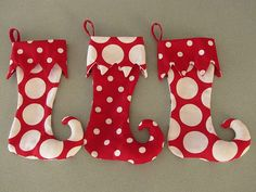Elf Stockings