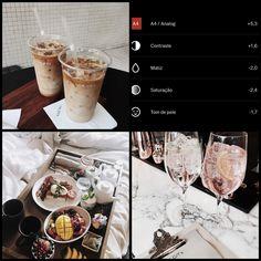 ♡ @irismmavila ♡ Photo Editing Vsco, Instagram Photo Editing, Foto Instagram, Photography Filters, Photography Basics, Photography Editing, Food Photography, Vsco Cam Filters, Vsco Filter