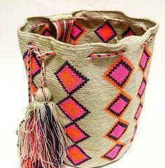 Wayuu bag/mochila por mochilacultura en Etsy