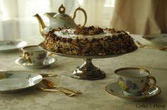 Cappuccino cake - throughly amazing :) Recipe on: http://gotujzwera.tumblr.com/post/83537899538/tort-cappuccino  Follow me! :)