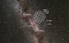 """Estrella  podría """"delatar"""" una civilización extraterrestre"""