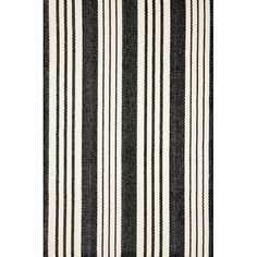 Found it at Wayfair - Birmingham Black/Ivory Indoor/Outdoor Area Rug