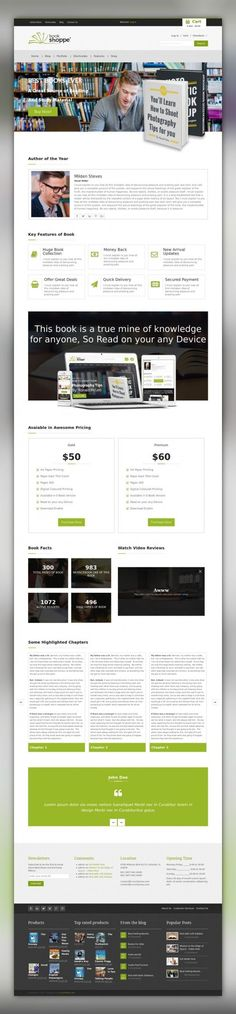 Book Store Responsive WooCommerce Theme app, app store, book, book shop, book store, ebook, ebooks, ecommerce, library, retail, software, software app, woocommerce book store Bookstore is a clean responsive WooCommerce powered WordPress store theme suitable for book stores, libraries, book shops, digital products, ebooks, software apps or can be used to create affiliate sites linking to store like Amazon and B&N. It is compatible with all mo...