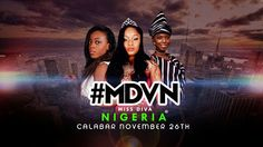 Register Now: Miss Diva Nigeria 2016... The Carnival Experience   It's going down this November 26th in Calabar. Over 40 beautiful & classy ladies to be unveiled in the heat of Africa's biggest carnival to the world in the presence of Nigerian celebrities & a wide audience of notable people. Don't miss out on this opportunity to be the DIVA you always dream of becoming. Get involved today!!! It's Nigeria's most trending pageant Miss Diva Nigeria 2016. For ladies between the ages of 17 & 28…