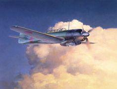 艦上偵察機 夜間戦闘機 彩雲