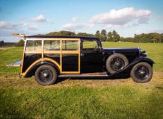 1935 Sunbeam 6 cylinder 3.4 Shooting Brake by Mulliners For Sale